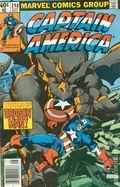 Captain America (1968 1st Series) Mark Jewelers 248MJ