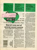 Comics Buyer's Guide (1971) 701