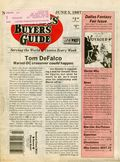 Comics Buyer's Guide (1971) 707