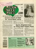Comics Buyer's Guide (1971) 710