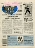 Comics Buyer's Guide (1971) 721