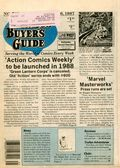 Comics Buyer's Guide (1971) 729