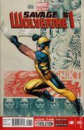 Savage Wolverine (2013) 1A