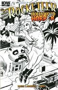 Rocketeer Hollywood Horror (2013 IDW) 1RE