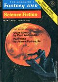 Fantasy and Science Fiction (1949-Present Mercury Publications) Pulp Vol. 42 #2