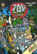 Zap Comix (1968 Apex Novelties) #5, 1st Printing