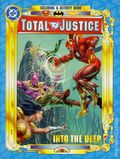 Total Justice Coloring and Activity Book SC (1997 Landoll's) 1-1ST