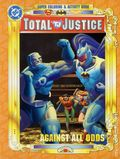 Total Justice Super Coloring and Activity Book SC (1997 Landoll's) 1-1ST