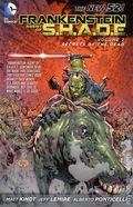 Frankenstein Agent of S.H.A.D.E. TPB (2012-2013 DC Comics The New 52) 2-1ST