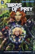 Birds of Prey TPB (2012-2015 DC Comics The New 52) 2-1ST