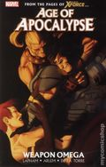 Age of Apocalypse TPB (2012 Marvel) By David Lapham and Rick Remender 2-1ST