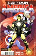 Captain America (2013 7th Series) 6B