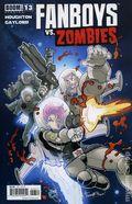 Fanboys vs. Zombies (2012 Boom) 13