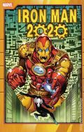 Iron Man 2020 TPB (2013 Marvel) 1st Edition 1-1ST