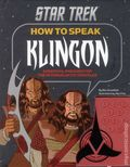 Star Trek How to Speak Klingon HC (2012 Chronicle Books) 1-1ST