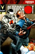 Bloodshot and Hard Corps: Hard Corps (2012 3rd Series) 10C