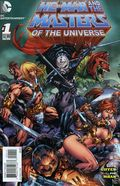 He-Man and The Masters of the Universe (2013 DC) 1A