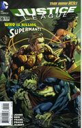 Justice League (2011) 19A