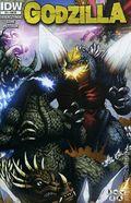 Godzilla (2012 IDW) 11RI