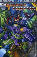 Transformers (2012 IDW) Robots In Disguise 16A