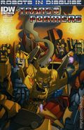 Transformers (2012 IDW) Robots In Disguise 16B