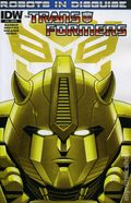 Transformers (2012 IDW) Robots In Disguise 16RI