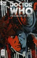 Doctor Who Prisoners of Time (2012 IDW) 4