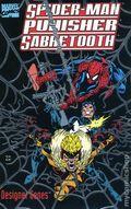 Spider-Man/Punisher/Sabretooth: Designer Genes GN (1993 Marvel) 1-1ST
