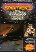 Star Trek II The Wrath of Khan Official Movie Poster Magazine (1982) 1-1ST