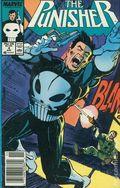 Punisher (1987 2nd Series) Mark Jewelers 4MJ