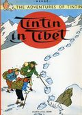 Adventures of Tintin Tintin in Tibet GN (1975 Little Brown and Company) 1-1ST