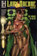 Lady Arcane TPB (2013 Heroic Publishing) 1-1ST