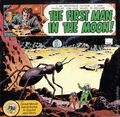 First Man in the Moon LP (1974 Wonderland Records) #LP-298
