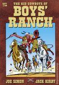 Kid Cowboys of Boys' Ranch HC (1992 Marvel) 1-1ST