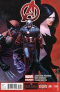 Avengers (2013 5th Series) 10A