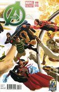 Avengers (2013 5th Series) 10B