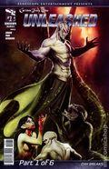 Grimm Fairy Tales Unleashed (2013 Zenescope) 1C