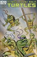 Teenage Mutant Ninja Turtles (2011 IDW) 21RI