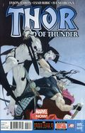 Thor God of Thunder (2012) 5C