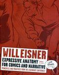 Will Eisner Expressive Anatomy for Comics SC (2008) 1-REP