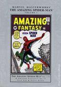 Marvel Masterworks Amazing Spider-Man HC (2003 Marvel) 2nd Edition 1-1ST