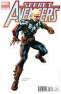 Secret Avengers (2010 1st Series) 17B
