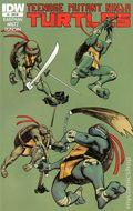 Teenage Mutant Ninja Turtles (2011 IDW) 1RE.NECRA