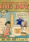 Adventures of the Big Boy (1957-1996 Webs Adv. Corp.) Restaurant Promo 21