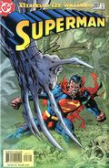 Superman (1987 2nd Series) 207DF.SIGNED