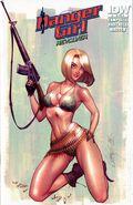 Danger Girl Revolver (2012) 1REA