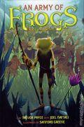 Army of Frogs HC (2013 Amulet Books) A Kulipari Novel 1-1ST