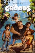 Croods: When Grug Met Ugga and Other Stories GN (2013 DreamWorks) 1-1ST