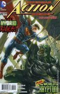 Action Comics (2011 2nd Series) 20A