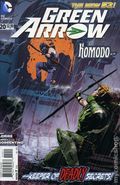 Green Arrow (2011 4th Series) 20A